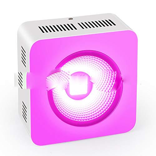CMES LED wachsen Lichtanlagen Sämling blühende Gemüse-Doppelchips Vollspektrum-Pflanzenwachstumslampe Gartenbau-Beleuchtung mit Seilaufhänger-Daisy-Chain für Indoor-Gewächshaus-Wasserkultur-Fülllicht
