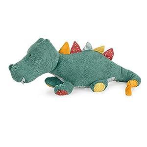 Sterntaler- Peluche de cocodrilo Konrad, Edad: para bebés a Partir del Nacimiento, 50 cm, Color Verde, Multicolor (3021952)