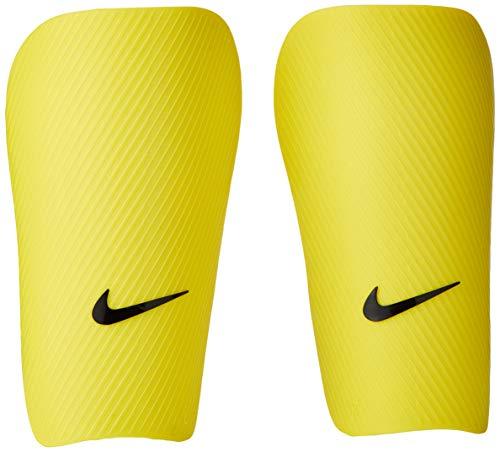Nike NK J CE Shin Guards, Opti Yellow/Black, L -