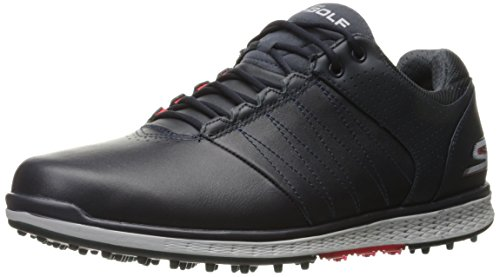 2017-skechers-go-golf-elite-2-tour-performance-leather-mens-golf-shoes-waterproof-navy-red-12uk