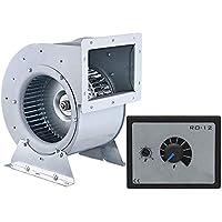 Industrial Ventilador +10A REGULADOR Ventilación extractor Ventiladores ventilador Fan Fans industriales Axiak axiales extractores centrifugos aspiracion mura pared ventana variador reguladores