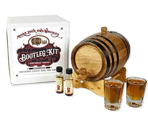 - kittm Barrel Aged Tennessee Whiskey-Bastelset
