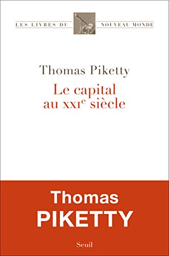Le Capital au XXIe siècle (LIV.NV.MONDE) par Thomas Piketty