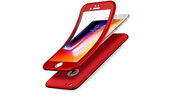 Saceebe Compatible avec Samsung Galaxy J6 2018 Coque 360/°Full Body Avant et Arri/ère Etui Int/égral 360 Degr/és Gel Silicone TPU Souple Housse Full Body Protection Housse Compl/ète Coque,Or