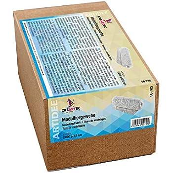 5 kg Glorex GmbH Gipsbinden Gro/ßpackung//Sparpack