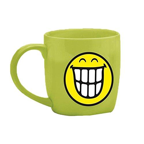 Zak designs 6727-8512 Mug thé Porcelaine Vert 35 cl