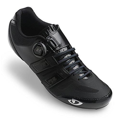 Giro Sentrie Techlace - Chaussures - noir 2017 chaussures vtt shimano Black