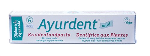AYURDENT Zahncreme Mild 75 ml Zahncreme