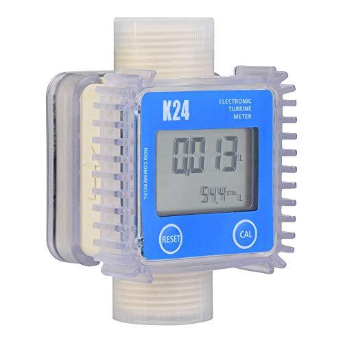 1'misuratore digitale BSPP del misuratore di carburante per olio diesel per acqua liquida con prodotti chim