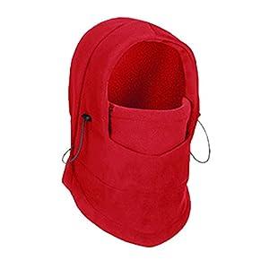NoyoKere Winter warme Fleece Hüte für Bandana Nackenwärmer Balaclava Snowboard Gesichtsmaske