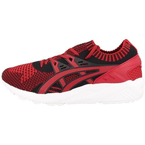Asics Unisex Gel-Kayano Trainer Knit Zapatos de Entrenamiento de Carrera EN Asfalto Rojo Size: 45 EU IR2jG