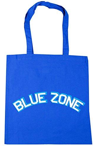 Hippowarehouse, Signore Borsa Da Spiaggia Fiordaliso (blu)