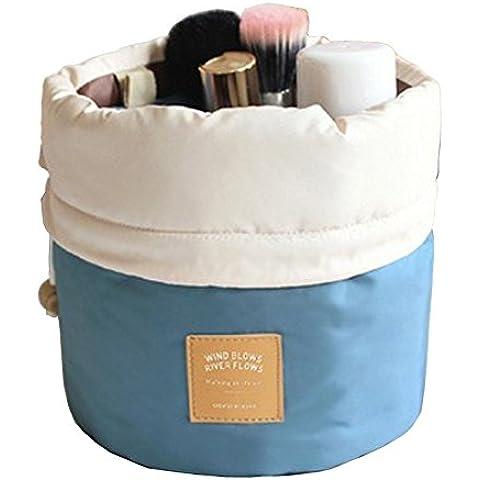 Missofsweet viajes Wash Bolsa cosméticos Bolsa impermeable al aire libre paquetes de viajes paquete de admisión clasificación paquetes gran capacidad