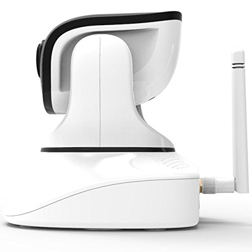 INSTAR IN-6014HD HD IP Kamera / Überwachungskamera / Sicherheitskamera / ip cam für den Innenbereich mit Lan und WLAN / Wifi (12 IR LED Infrarot Nachtsicht - 4