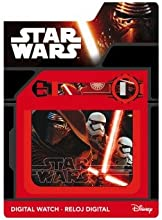 KIDS EUROSWAN - Star Wars Episodio VII Watch and Clock gift set