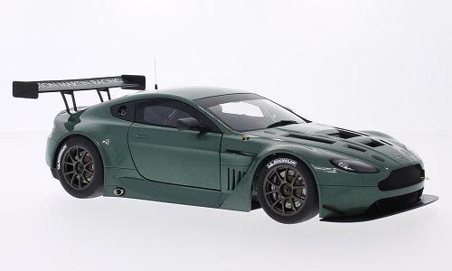 Aston Martin Vantage V12 GT3, metallic-grün, 2013, gebraucht kaufen  Wird an jeden Ort in Deutschland