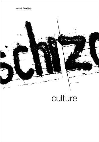 Schizo-Culture (Semiotext(e) Journal) por Sylvère Lotringer & David Morris