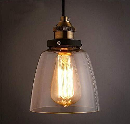 Kleine Schüssel-licht-anhänger (Kronleuchter Lightmodern Indoor Klarglas Kleine Schüssel Mini Pendelleuchte Schatten)