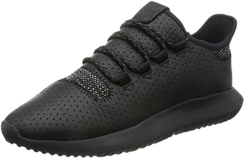 Adidas Schuhe Tubular Shadow Herren core black charcoal solid grey footwear white (BB8823)  41 1/3  schwarz