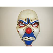 Ladrón Joker LA Heist 2máscara–Payday–Disfraz de lucha libre adulto Cosplay