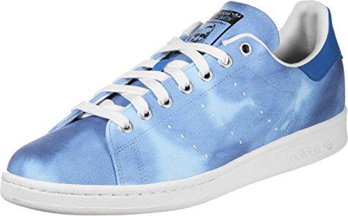 adidas PW HU Holi Stan Smith, Scarpe da Ginnastica Basse Uomo Bianco (Footwear White/blue 0)