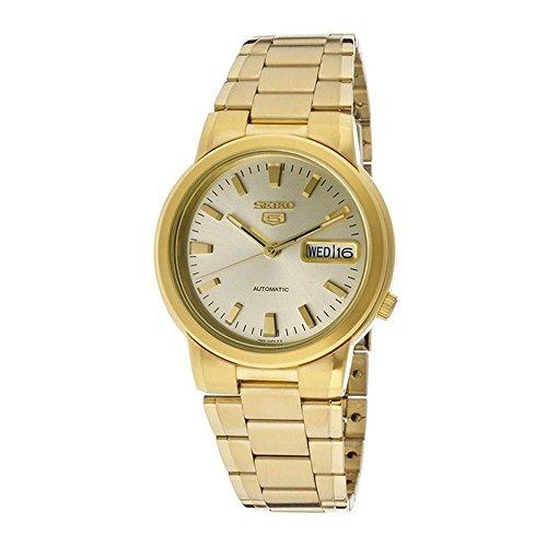 Reloj automático para unisex Seiko 5 SNXE92K1