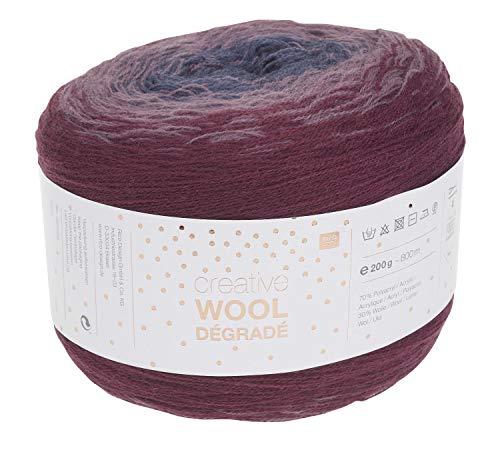 Ovillo de lana, de Rico, 200 g, 4 hilos