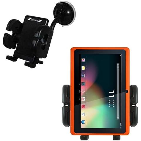 Alloggiamento per Parabrezza Auto per Tablet Express Dragon Touch 7 inch Y88 R7 Alloggiamento Auto Flessibile con Ventosa per Auto con Garanzia a