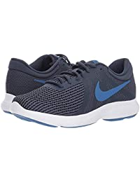 Nike Women's Revolution 4 Obsidian/Mountain Blue Running Shoes (908999-403)