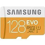 Samsung Evo 128GB Memory Card Micro-SDXC MicroSD High Speed V2B For T-Mobile Samsung Galaxy S7 - Sprint Samsung Galaxy S7 - Verizon Samsung Galaxy S7 - ATT Samsung Galaxy S7