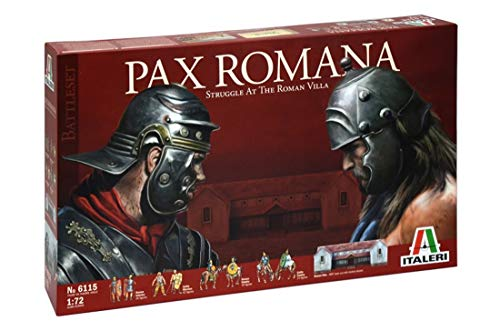 Italeri 6115 1:72 Pax Romana Battle Set, Fahrzeug