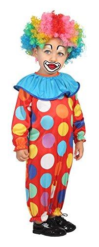 Kostüm Taucher Baby - ATOSA 27713 - Clown, Babykostüm, 6-12 Monate