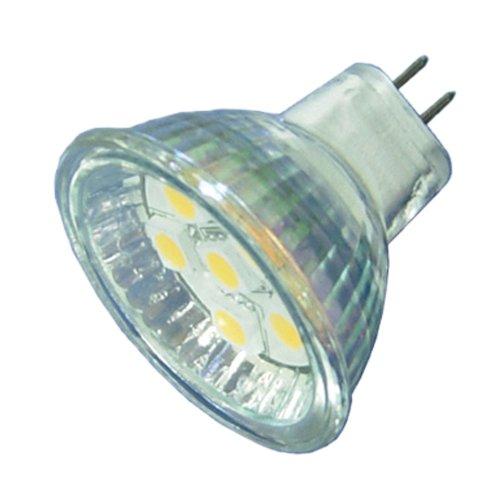 Preisvergleich Produktbild Carbest 830982 LED-Birne MR11/GU4,1,3W