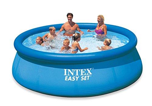 Intex 28130 Easy-Set Pool ohne Filterpumpe, 366 x 76 cm -