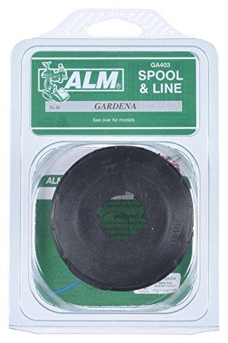 Spule &line GARDENA Akku: System, Turbotrimmer Trimmer Spule &line Alm: GARDENA Akku System V12, Trimmer TL 18, (inklusive Deckel), 190 Turbotrimmer Turbotrimmer Turbotrimmer 200, 300 (bis Bj. 1993): im Vergleich zu 2406