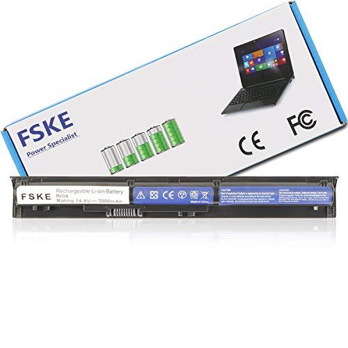 FSKE P3G15AA Batterie pour HP ProBook 450 G3 805294-001 Envy 15 HSTNN-DB7B ProBook 470 G3 RI04 RI06XL ProBook 455 G3 Notebook Battery,14.4v 2500mah 4 cellules