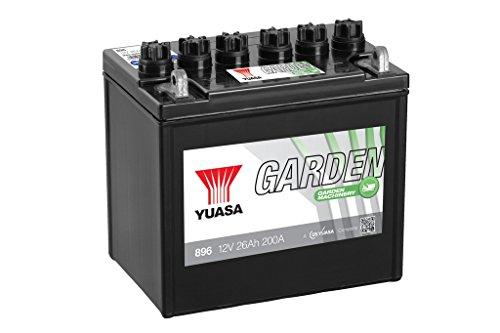 Yuasa 896Jardin batterie