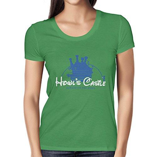 TEXLAB - Howl's Castle - Damen T-Shirt, Größe -