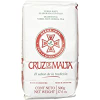 Cruz De Malta 1/2 Kilo Yerba Mate by Yerba Mate Tea