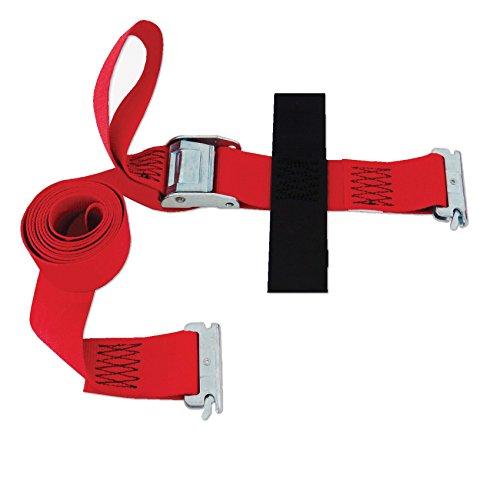 snaplocs e-strap 5,1cm X 8'Cam (USA.) mit Haken & Schleife Aufbewahrung Verschluss (Dolly Cam)