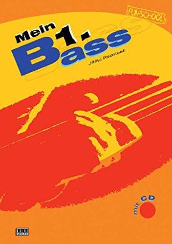 Mein 1. Bass: Die Grundlagen der Viersaitigkeit (Fun-School)