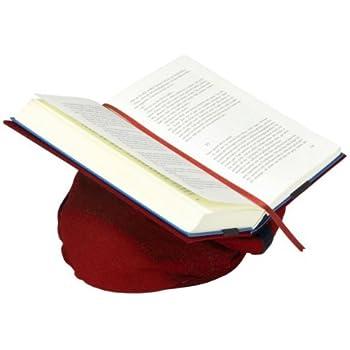 Klein more bouquinette coussin lire rouge cuisine maison - Repose livre pour lire au lit ...