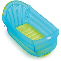 dBb-Remond 306449 - Bañera hinchable para bebés, color turquesa