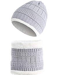 Amorar Cappelli di Inverno per Bambini e Ragazzi Sciarpa per Bambini e  Ragazzi Sciarpe per Bambini a9fc6faccfec