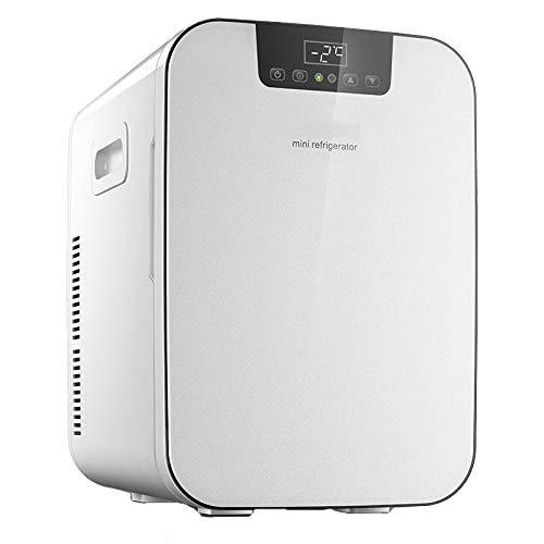 wangt Auto Kühlschrank Elektrische Kühlbox 20L 12 V / 220-240 V Super Kapazität Mini Camping Kühlschrank-für Reisen Grill
