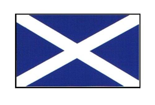 Unbekannt ST Andrews Flagge Jeans 108x 64mm-V19 -
