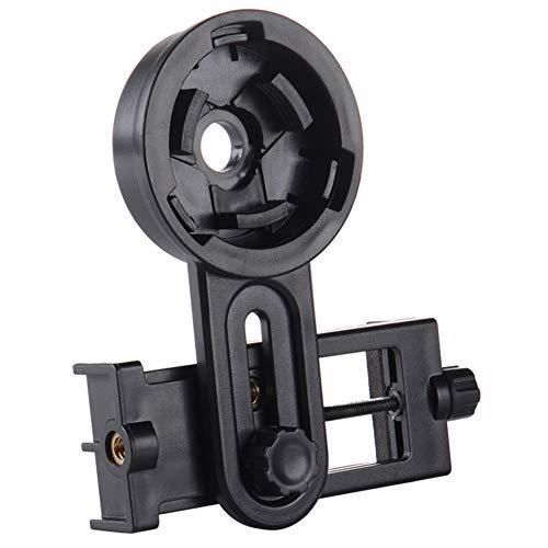 Ohwens Phone Holder Clip,Universal Cell Phone Quick Photography Adapter Mount Holder Clip Bracket for Binocular Telescope - Mount Scope Smartphone-spotting