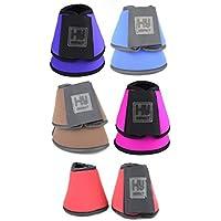 Botas HyIMPACT cepillado (elija de una gama de colores y tamaños pequeño, mediano o grande) - en la palestra o patas traseras puede utilizar ser, color Negro - negro, tamaño large