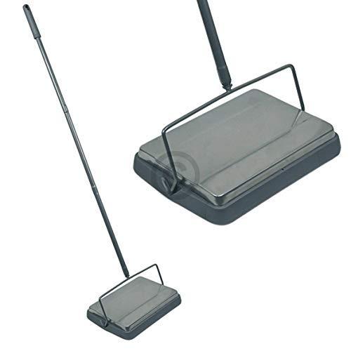 Feiticeira CompactPlus Kehrmaschine für Teppich und Hartfußboden, ohne Elektroanschluss