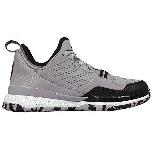 Adidas D Lillard, Playoff-grigio / nero / bianco / camuffamento, 8 M Us LTONIX/CBLACK/FTW BIANCO